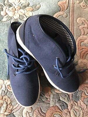 Boys Shoes Canvas Size 3 Clarks