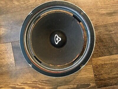 PAIR OF REFOAMED Cerwin-Vega D3, 101w2 woofers  - $150 00
