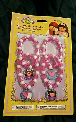 NEW 1983 CABBAGE PATCH KIDS PARTY HATS PACK OF SIX /& 20 PACKS AVAILABLE!!