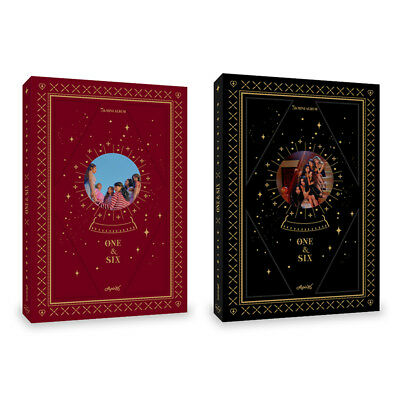 APINK [ONE&SIX] 7TH MINI ALBUM + BOOKLET+PHOTOCARD(KpopStoreinUSA)