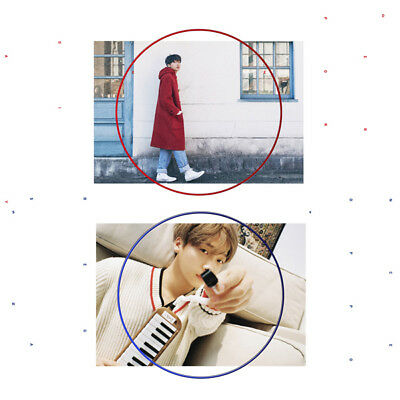 Jeong Sewoon - [ AFTER ] 1st mini album 2 VER.(CD+BOOKLET+ETC) [KpopStoreinUSA]