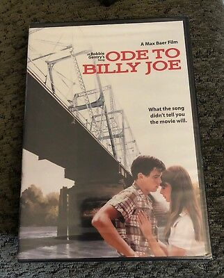 Ode to Billy Joe ~ New DVD ~ Robby Benson, Glynnis O'Connor (1976)