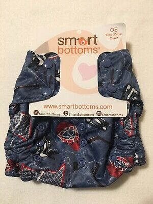 New Smart Bottoms Phil's Miracle One Size Diaper Cover