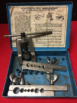 Imperial Eastman Double-Flaring + Flaring & Swaging Tool Set - Uncommon