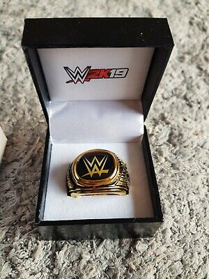 WWE hall of fame replica ring ric flair 2k19 edition #1332