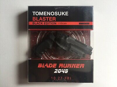 Blade Runner 2049 Tomenosuke Blaster Black Edition Movie Novelty Japan Only New