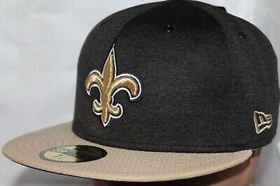 26ca9e92 New Orleans Saints New Era Official NFL Sideline Home 59Fifty,Cap,Hat $ 40