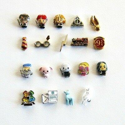 Authentic Origami Owl Limited Edition Harry Potter Charms Your Choice NEW