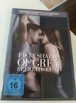 Fifty Shades of Grey Befreite Lust DVD