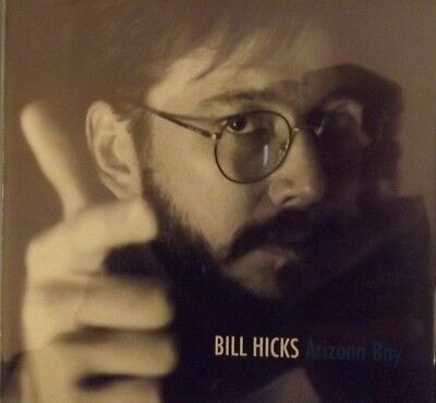 Bill Hicks, Arizona, original CD