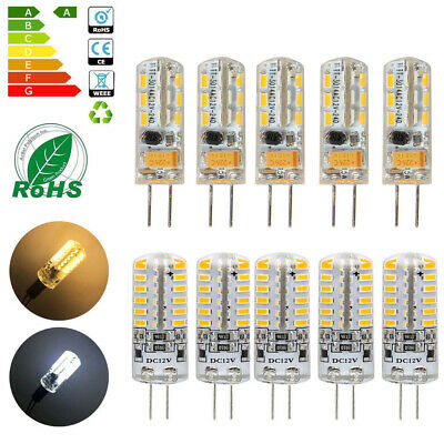 G4 LED Bulb 2W 4W DC12V SMD Capsule light replace halogen lamp Cool / Warm White