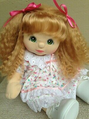 My Child Doll ~ VHTF '88 True Strawberry Blonde Crimp ~ Fully Dressed ~ Gorgeous