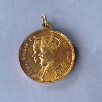 King George V & Queen Mary Commemorative Coronation Medal 22/6/1911