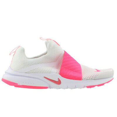 fe41281e5158d NEW NIKE KIDS PRESTO EXTREME SE Pink / White Pull on shoes sneakers size 5Y