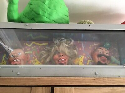 Spitting Image Like Laughing Heads Amusment Prop