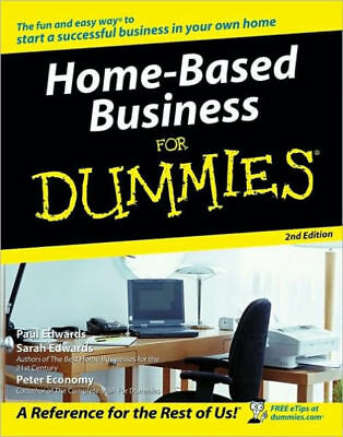 Home-Based Business For Dummies Paperback