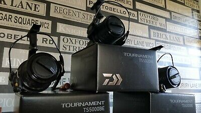 Daiwa Tournament TS5000BE Black Edition X3