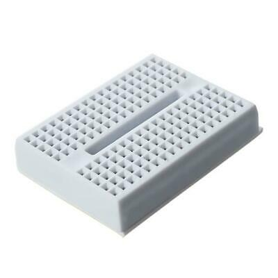 170 Tie Points Mini Breadboard Self-Adhesive Board for Raspberry Pi, Uno R3