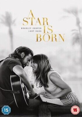 A Star Is Born Dvd (Lady GaGa Bradley Cooper) Fast Free Delivery! New & Sealed