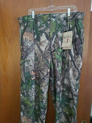 6bc5829f51f2e Red Head Brand Co Mens Poly hunting pants size XL camo green camouflage