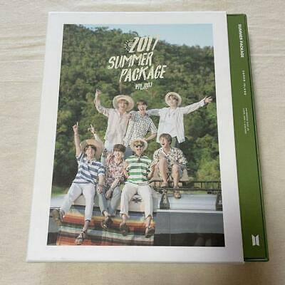 BTS Summer Package Vol.3 2017 PHOTOBOOK MAKING DVD Official Bangtan Boys Japan