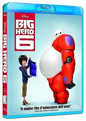 Big Hero 6 (Blu Ray) Walt Disney