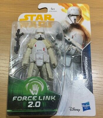 "Star Wars Force Link 2.0 Range Trooper 3.75"" Figure Solo Brand New Sealed Mint"
