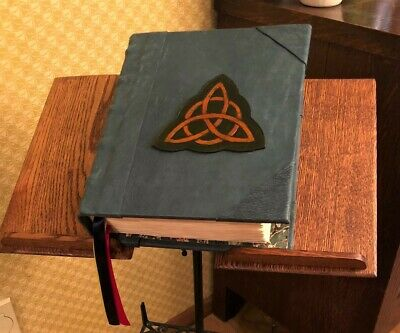 Charmed Book of Shadows Prop Replica High Quality Handcrafted