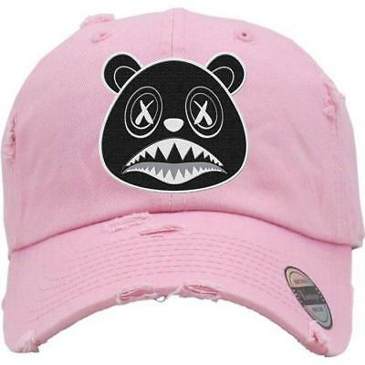 30463ec72992ef OREO BAWS LIGHT Pink Distressed Dad Hats - Match Sneakers -  29.99 ...