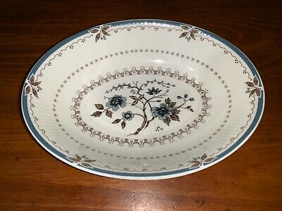 Royal Doulton Old Colony TC1005 English China - Oval Vegetable/ Serving Bowl's
