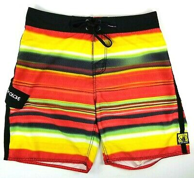 de7bab67cc Body Glove Mens Board Shorts Size 32 Multi Color Swim Trunks Polyester