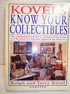 Kovels price guide Know Your Collectibles