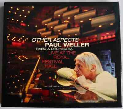 Other Aspects Paul Weller Band & Orchestra Cd(2019) Live Royal Festival Hall*gr8