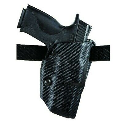 Safariland 7285-83-411 Low-Ride Duty Holster STX Plain RH Fits Glock 17