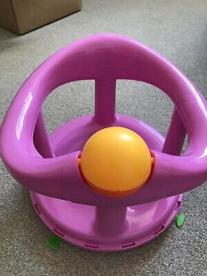 Safety 1st Baby Swivel Bath Support Seat, Pink RRP55.00