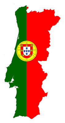 Latest Portugal Map 2019 for Garmin GPSs