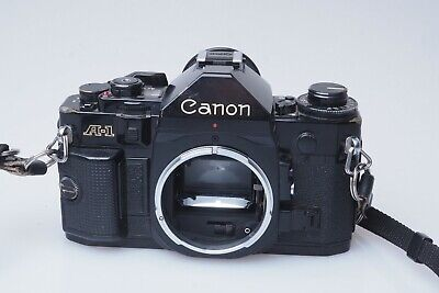 Canon A-1 35mm SLR Kamera Body Camera A1 in very nice condition / T1