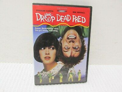 Drop Dead Fred (DVD, 2003) Complete Cates