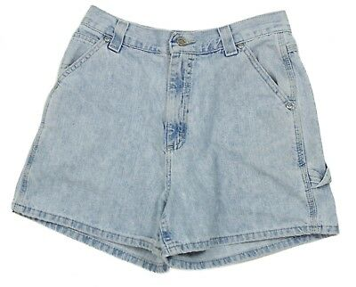 Riveted by Lee Size M Light Wash Jean Shorts