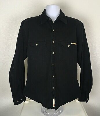 acf1cb1cbee VINTAGE 80'S 90'S Columbia Fly Fishing Print Shirt Button Up Mens XL ...