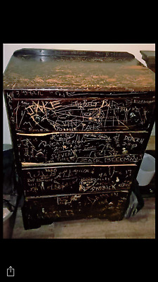 Mysterious Chest Of Drawers.