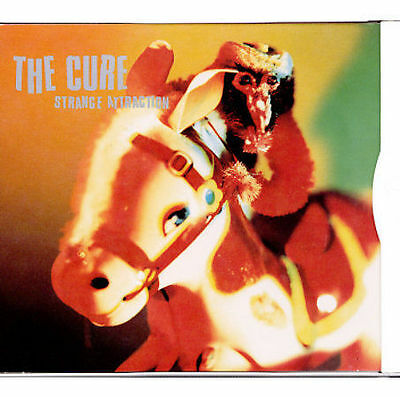 Cure Strange Attraction 2 mixes US CD