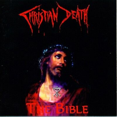 Christian Death The Bible (CD, Oct-1999, Cleopatra)