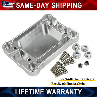 For Acura Integra Honda Civic Shifter Box Base Plate Race-Spec K Series Swap