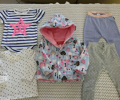 Baby girl clothes size 00 incl Sprout, Bonds and Milky