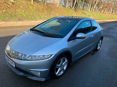 Honda Civic 1.8 Type S GT i-Vtec SA Automatic i-Shift