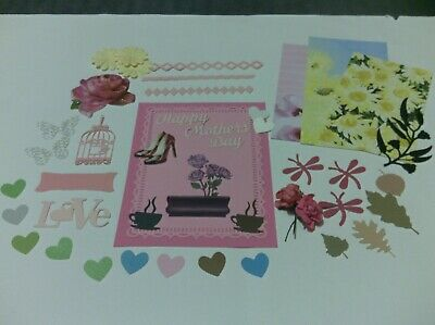Die Cut and card toppers