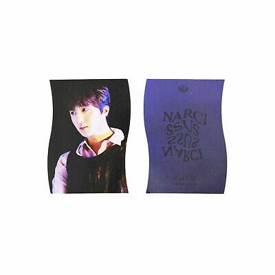 [SF9]NARCISSUS Album Official Photocard [Emptiness ver./Concept] - CHANI