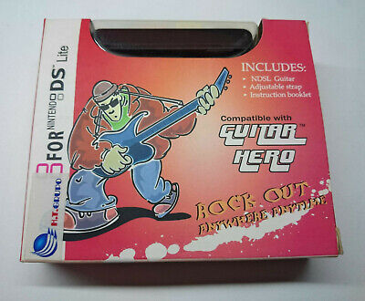 Guitarra De Nintendo Ds Lite Guitar Hero Ndsl Guitar For Guitar Hero