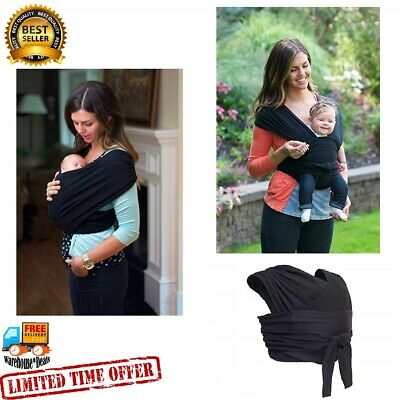 cd4c07cd1cc JJ Cole Agility Stretch Carrier comfortable carry for Baby child secure  snuggle